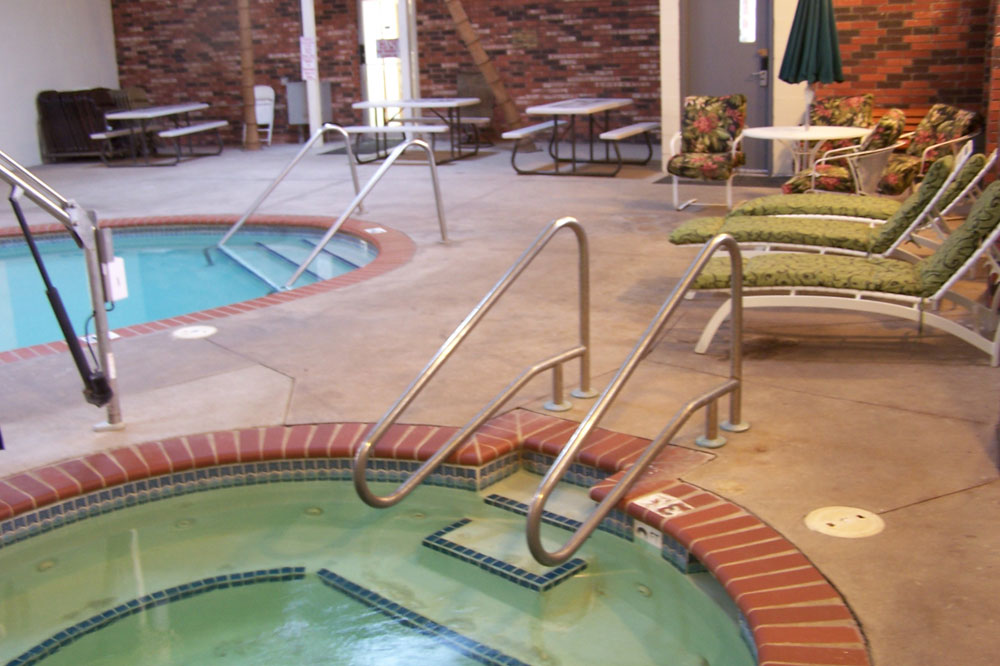 Rockwell RV Park hot tub